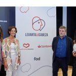 Atresmedia lanza el TEST 'LEVANTA LA CABEZA', de uso responsable de tecnología.