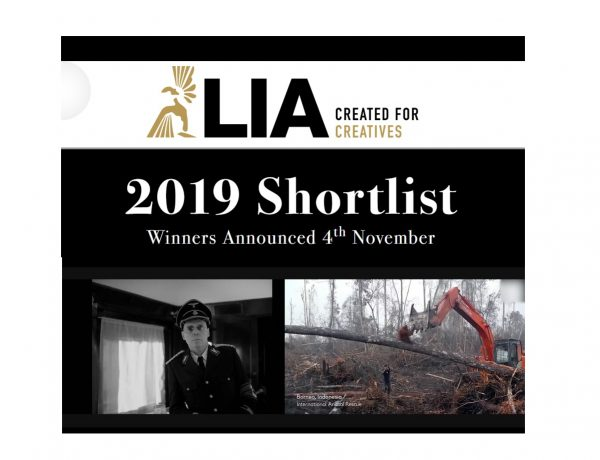 lia, shortlist, 2019, DDB Spain, FCB& Fire Madrid, programapublicidad,