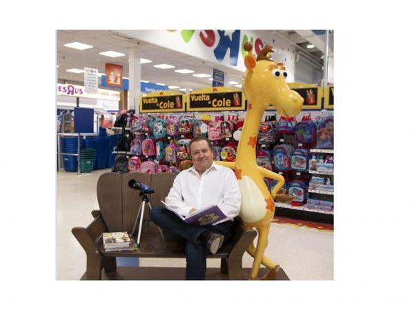 nueva tienda, toysrus, murcia, CEO Paulo Sousa, programapublicidad,