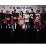PUMA y LaLiga lanzan un nuevo Balón Oficial en color rosa.