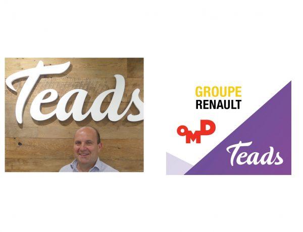renault, omd, Teads , Marc Zander, Vicepresidente ,Global , Client ,Partnerships, programapublicidad,