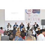Uppers, Mediaset España, presenta sus contenidos en '60 y Mucho Más'.