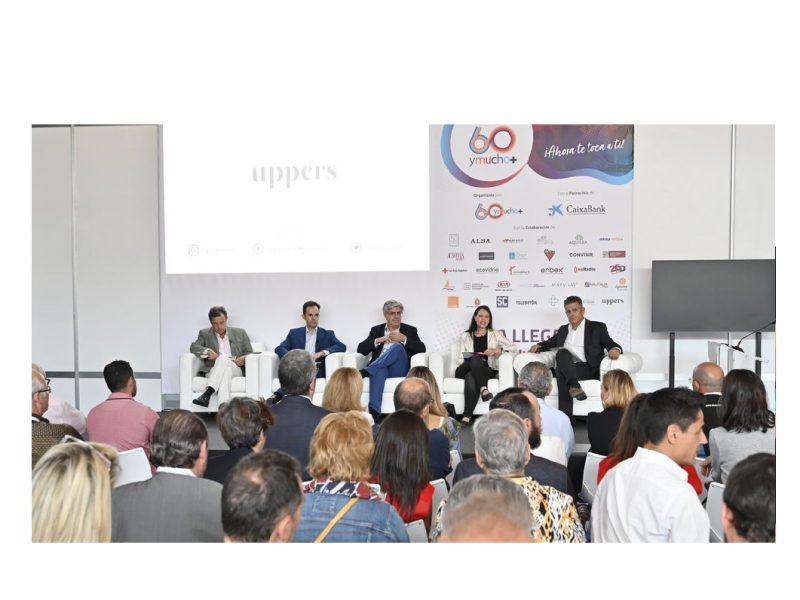uppers, nuevo ,medio digital ,Mediaset España , mayores , 45 años , programapublicidad,