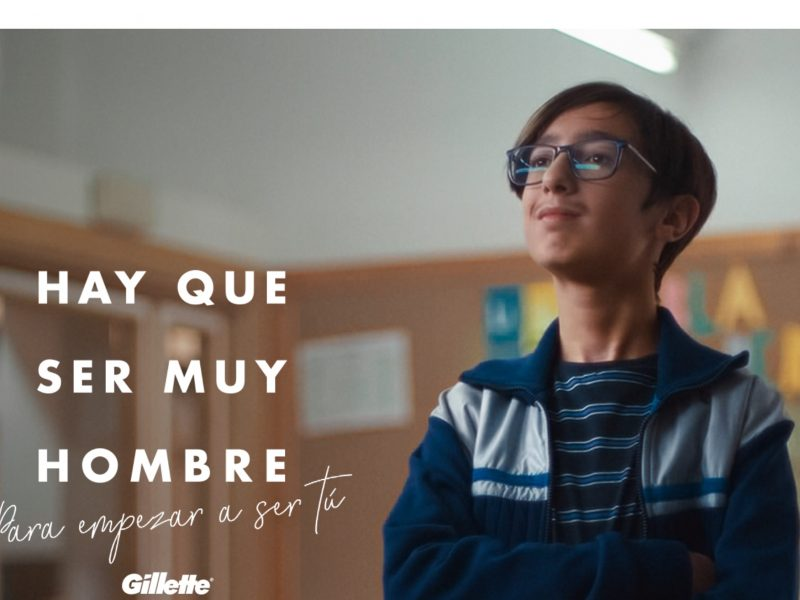 A Moustache, Mi Bigotillo, campaña , Gillette , Proximity Madrid, programapublicidad