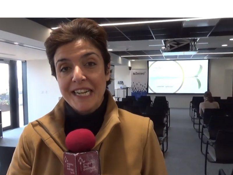 Almudena Alonso, Presidenta , ADECEC , Growing In Media, kantar , programapublicidad