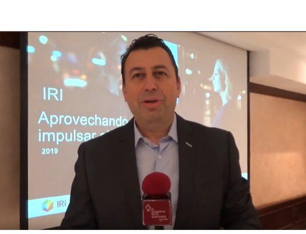 Antonio Khalaf, IRI, programapublicidad