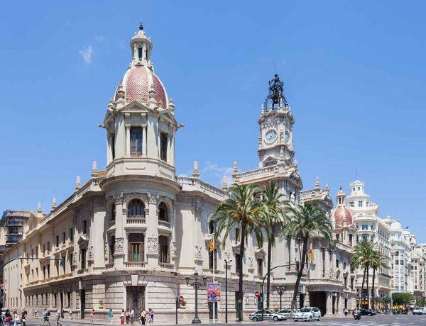 Ayuntamiento , València, programapublicidad