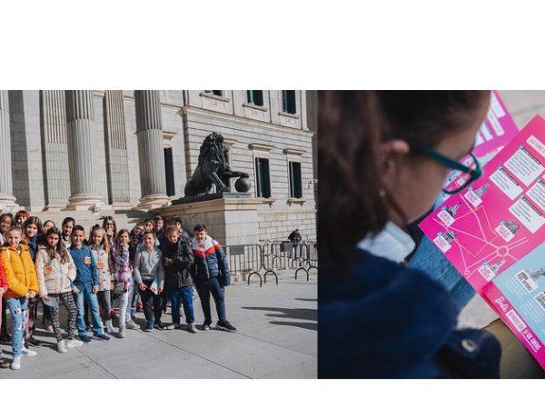 Barbie presenta, calles , Madrid , Tours Inspiracionales, activación , programa escolar, Tú Puedes Ser , Lo Que Quieras, mattel, programapublicidad