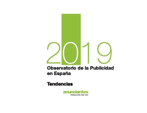 El Observatorio de la Publicidad en España 2019, aea, programapublicidad