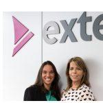 Exterior Plus promociona a Cristina Palacios y Patricia Ortega .