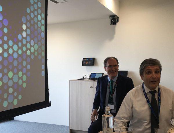 Gerardo Mariñas, CEO , GroupM España , Vicente Grau, máximo responsable de WPP , presentan , Oficinas , Objetivos , WPP , España, programapublicidad