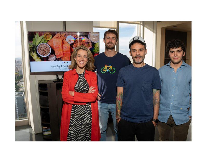 Google , informe ,Healthy Food & Brands, Manu Echanove ,Santiago Puértolas, Google España, Maví Nafría, Estrategia Digital , Retail , Juan Llorca, chef , Montessori School , Valencia , programapublicidad