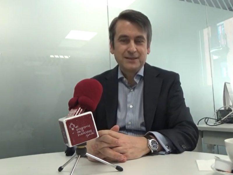 Higinio Martínez ,CEO, Omnicom Public Relations Group, España, bis, programapublicidad