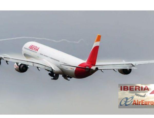 Iberia, Air Europa, facua, programapublicidad