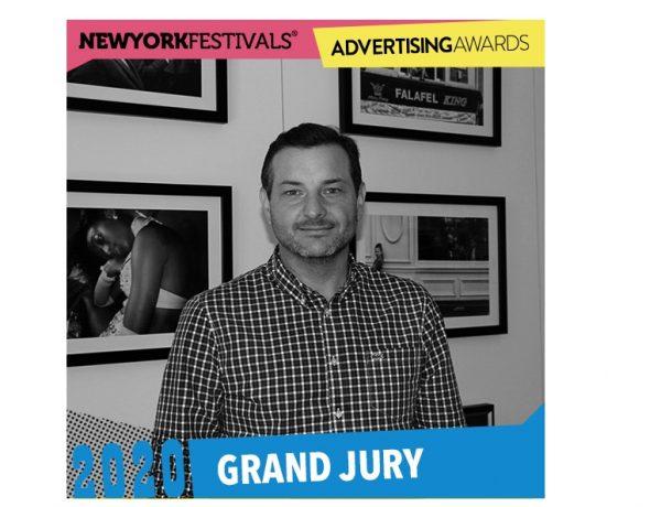 Javier Suso , Grand Jury , New York Festival 2020, programapublicidad