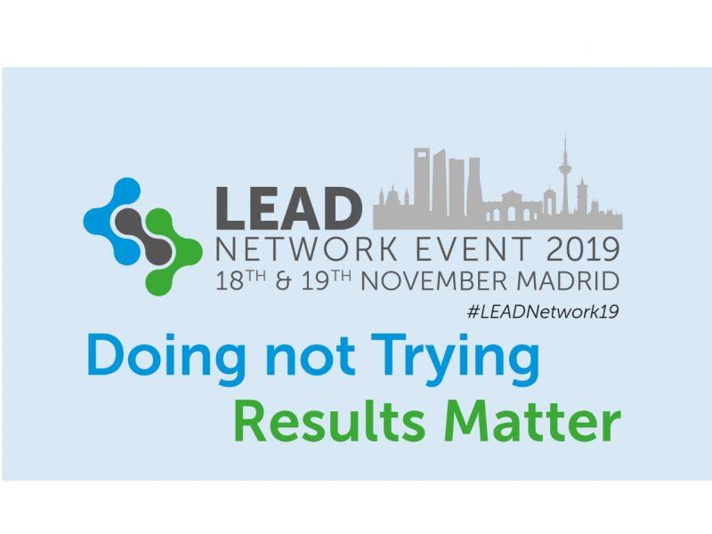 LEAD Network Event, evento europeo , gran consumo, programapublicidad