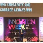 «Las campañas más premiadas son 6 veces más efectivas» Malcolm Devoy, PHD EMEA , en #innovationweekCEUPHD