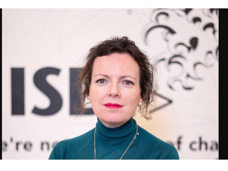 María Barrié, nueva. Chief Marketing Officer , ISDI