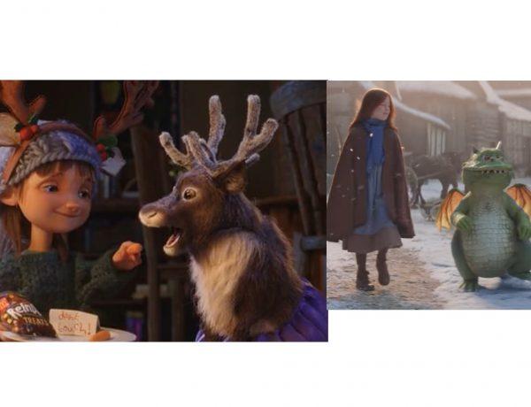 McDonalds, John Lewis, navidad , Reindeer Treats, programapublicidad