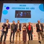 """LLYC , Premio Mejor 05X10BCMA del Año por """"El sentido del cacao"""" de BBVA."""
