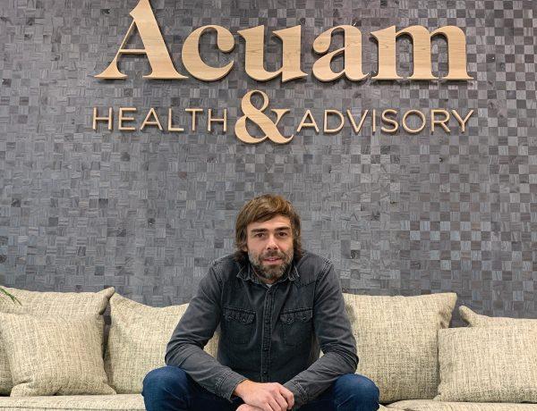 Miguel Ángel Rico, Acuam Healthcare , nuevo director creativo , programapublicidad
