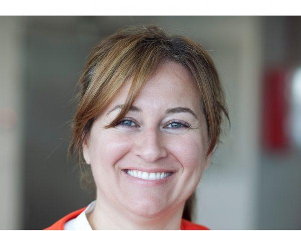 Natalia Díaz líder ,área , Comunicación y RSC, AstraZeneca España, programapublicidad