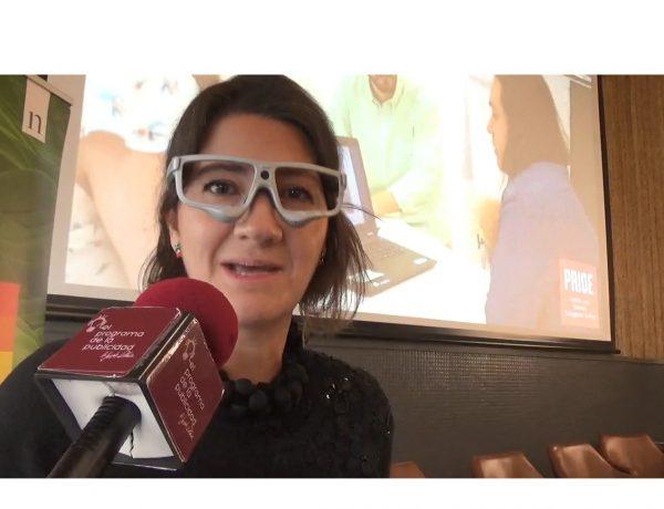 Nielsen ,giro social , neuromarketing , Eye Tracking, integración , laborfal, refugiados. Nielsen España, Patricia Daimiel, , programapublicidad
