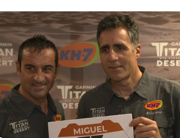 Regreso , Miguel Indurain , competición, kh7, Titan, programapublicidad