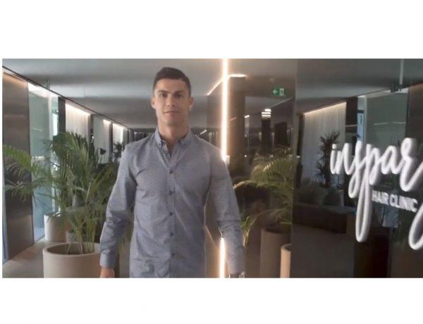 Ronaldo, Insparya Hair Company , confía , EQUMEDIA , lanzamiento ,marca , España, programapublicidad