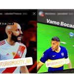 Turismocity logra aparecer como patrocinador en semifinal River y Boca
