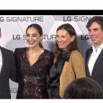 """LG SIGNATURE presenta """"Dreams"""", exposición con Tamara Falcó."""