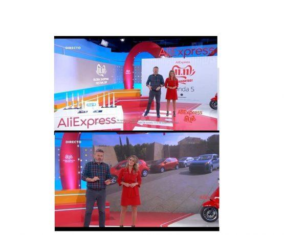 aliexpress, atresmedia programapublicidad