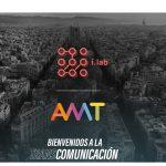 AMT, nueva agencia de comunicación de i.lab, del Ayuntamiento de Barcelona.