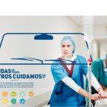 """A.M.A. Grupo confía campaña digital a BTOB, """"Tú cuidas de todos…»."""