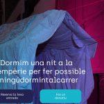 Manifiesto crea 'Intempèrie' con Arrels Fundació para dar visibilidad a gente sin techo