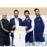 ETFinance, nuevo patrocinador del Real Madrid de Baloncesto.