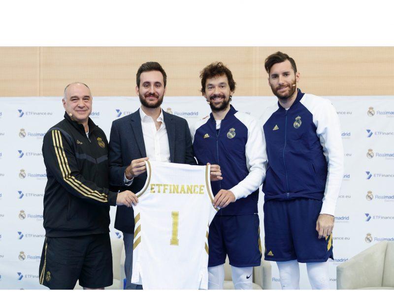 baloncesto, Lalo Alzueta, Rudy Fernández, Sergio Llull , entrenador , Pablo Laso, real madrid, programapublicidad