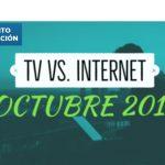 Internet alcanzó 31,4 millones de visitantes únicos,un 81,8% de españoles, en octubre