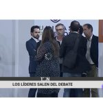 El debate en La1 lideró lunes con 3,4 millones y 20,7% .