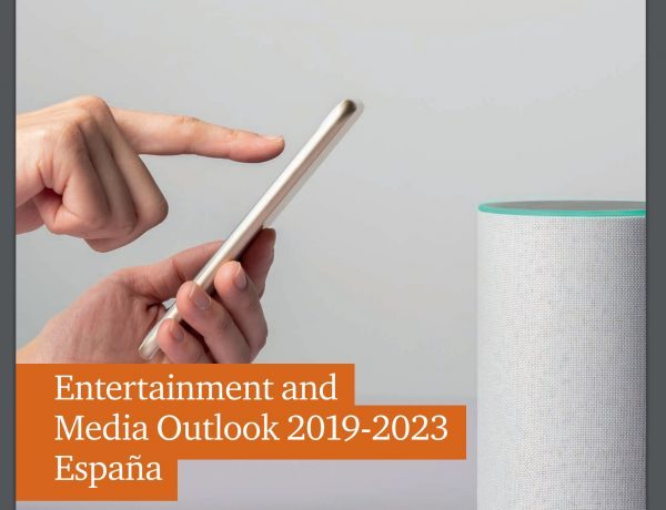 entertainment, Media Outlook 2019-2023, programapublicidad