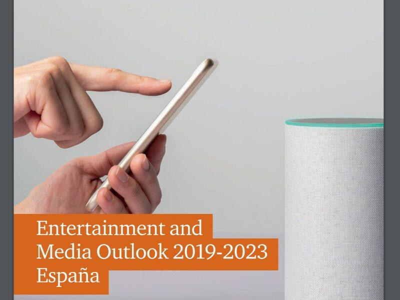 entertainment, Media Outlook 2019-2023, programapublicidad