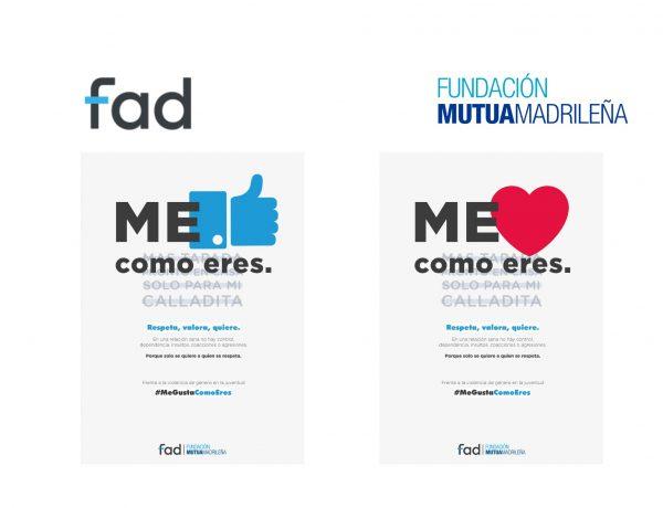 fad, mutua, madrileña, me gusta como eres, calladita, programapublicidad