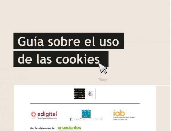 guia , uso , cookies, aea, aepd, iab, adigital, programapublicidad