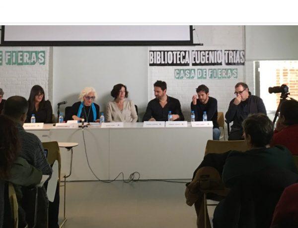 Son reivindicaciones del Encuentro 'Guionistas en Serie 2019' con Hache, Malaka, Hierro, Hernán, Alta mar, Vida perfecta, o La que se avecina