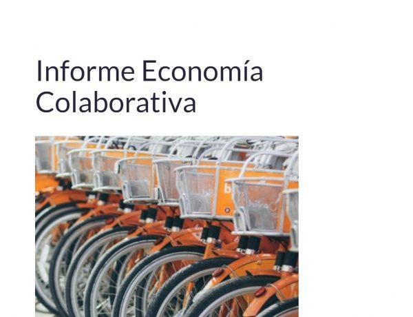 informe, economia , colaborativa, programapublicidad