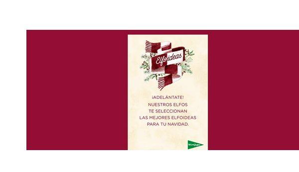 navidad, elfos, el corte inglés, programapublicidad