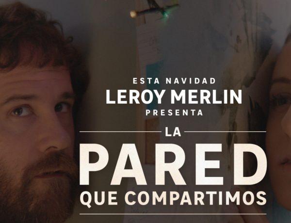 navidad, leroy merlin, pared, compartimos, programapublicidad