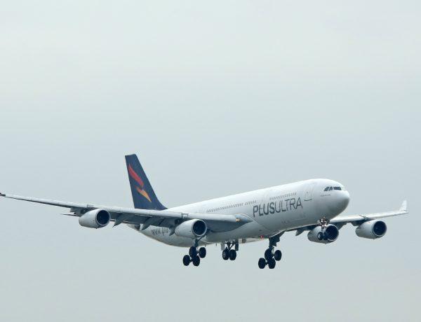 plus ultra, avion, pequeño, programapublicidad