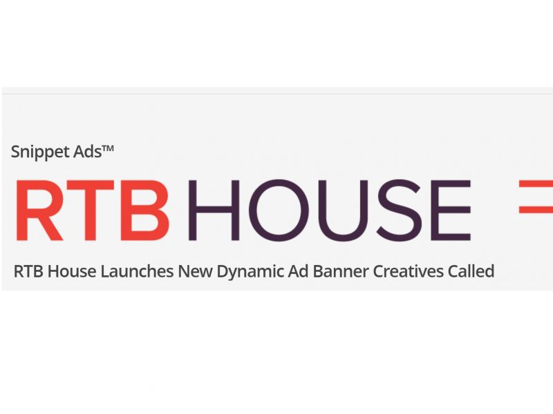 snippet ads, rtb house, ad banners, creatives, programapublicidad