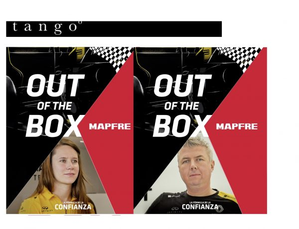 tango, out of the box, mapfre, formula, confianza, programapublicidad